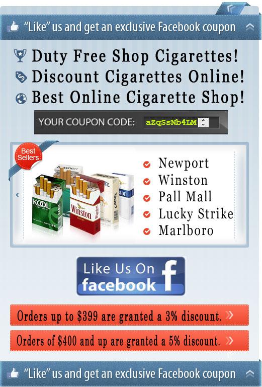 Order Golden Gate menthol online